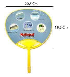 Ukuran Kipas Plastik