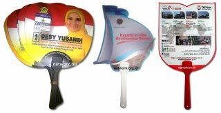 Kipas Promosi Plastik