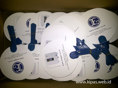 Kipas Promosi Enagic