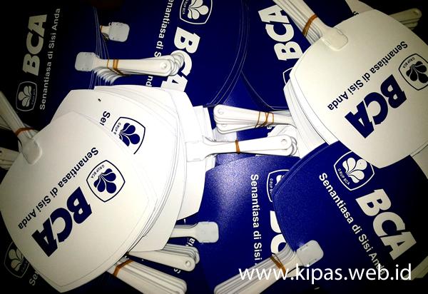 Kipas Promosi Bank BCA 1