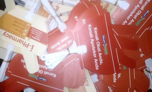 Kipas Plastik RS Siloam Kebun Jeruk