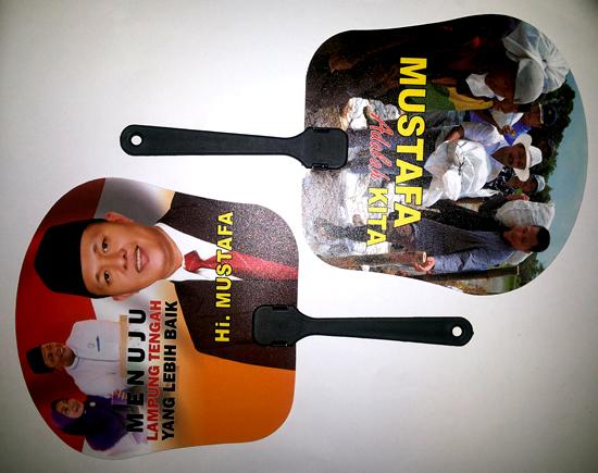 Kipas Kampanye Bp Mustafa