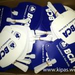 Kipas Plastik Promosi Hana Bank