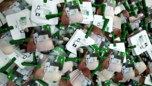 Kipas Plastik Promosi Smart Kapp