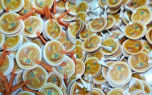 Repeat Order Kipas Plastik promosi Johnson Bay Fresh