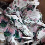 Kipas Plastik Undangan Pernikahan Basuki dan Nova