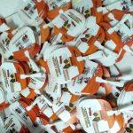 """Kipas Plastik Komisi Pemilihan Umum RI """"KPU RI"""" Pagelaran Seni dan Budaya"""