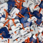 Kipas Plastik - Kipas Promosi BRI Life Pusat