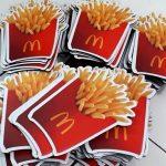 Cetak Mousepad Promosi Mc Donald