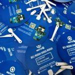 Kipas Plastik Promosi Moto Q