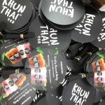 Kipas Plastik Promosi Khun Thai Tea