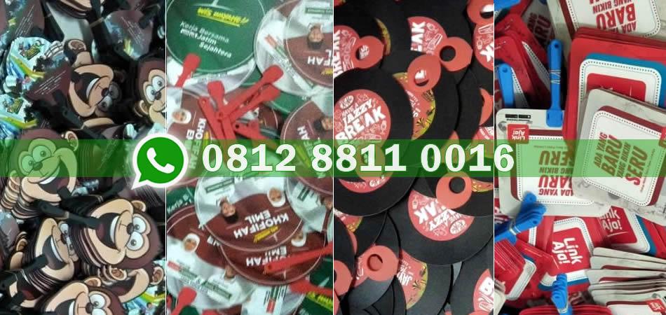 Cetak Kipas Plastik PVC - Promosi
