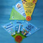 Kipas PVC Lipat - Kipas Promosi Keluarga Jakarta Keluarga Bahagia