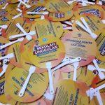 Cetak Kipas Plastik PVC - Sekolah Unggulan Terbaik di Bogor