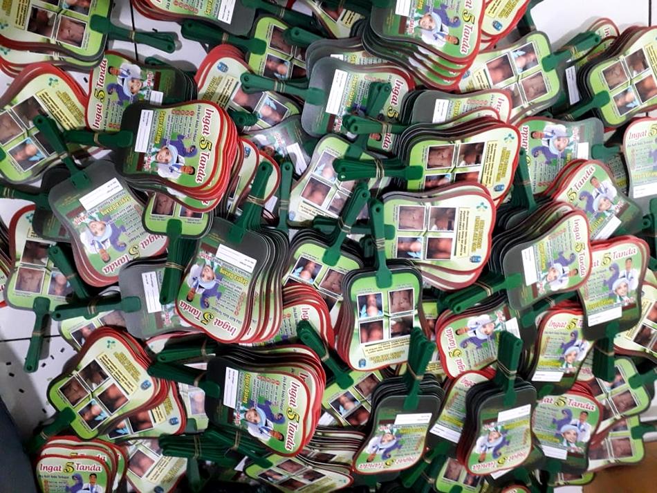 Repeat Order Kipas Plastik Dinas Kesehatan Provinsi Jawa Timur
